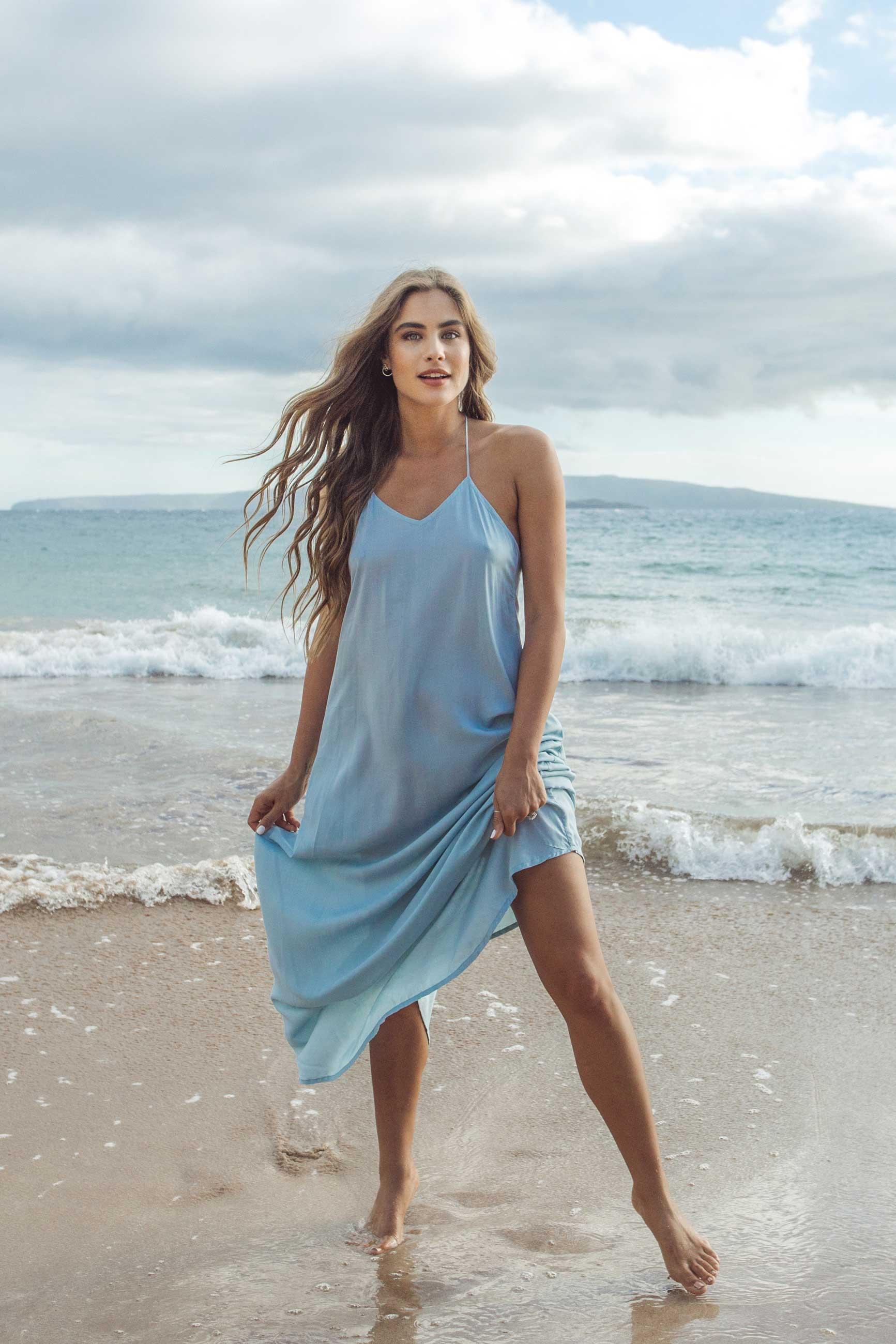 TURBINADO DRESS - BLUE- (4)