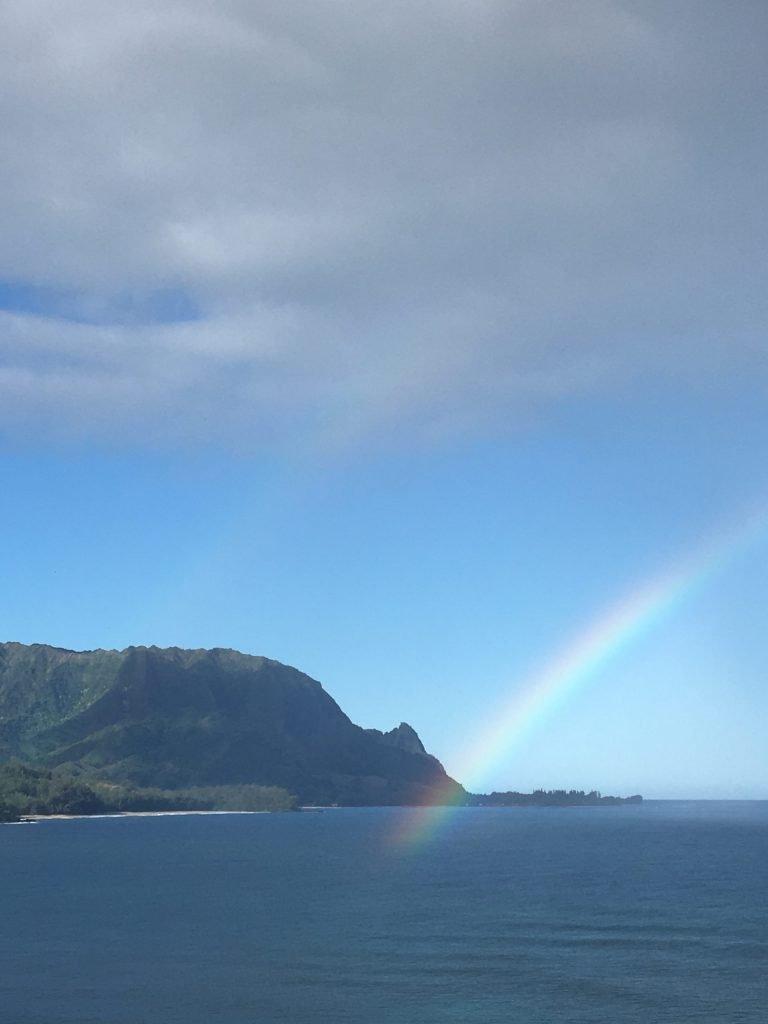 rainbow hanalei cobalt and tawny