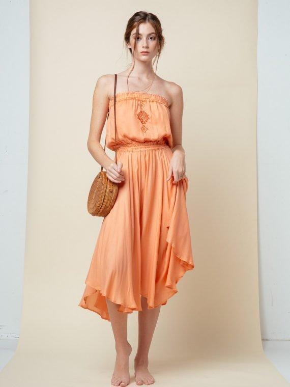 MIRAGE DRESS Color Sunrise00003