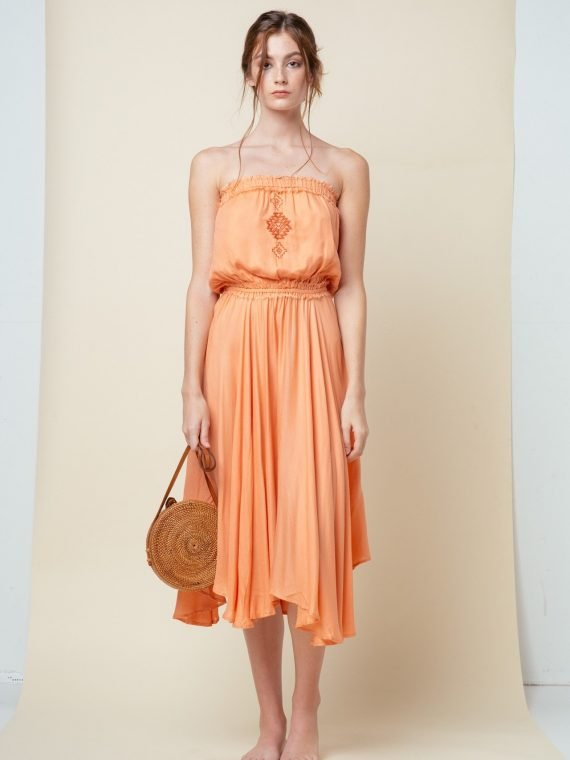 MIRAGE DRESS Color Sunrise00006