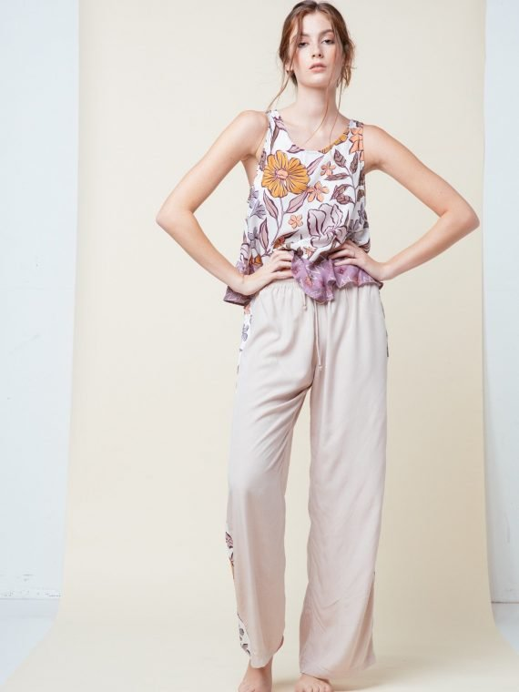SAVANNAH PANTS Color Quartz Desert Rose00002